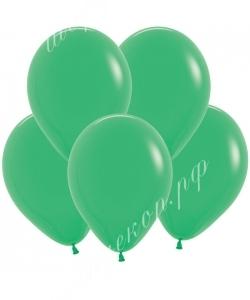 """Шар 12"""" (30 см) (030) зеленый"""