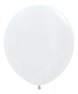Шар (30''/76 см) Белый