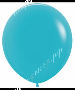 Шар (30''/76 см) Синяя бирюза (038)