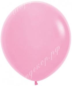 Шар (30''/76 см) Розовый (009)