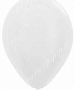 """Шар 12"""" (30 см) (405) жемчужный металлик"""