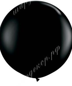 Шар (36''/91 см) Черный