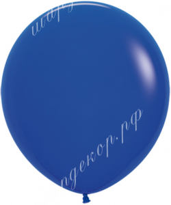 Шар (30''/76 см) Синий
