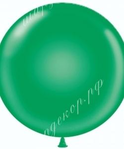 Шар (24''/61 см) Зеленый