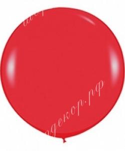 Шар (36''/91 см) Красный (015)