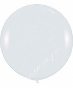 Шар (36''/91 см) Белый (005)