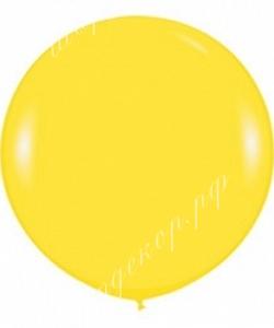 Шар (36''/91 см) Желтый (020)