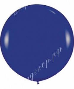 Шар (36''/91 см) Синий (041)