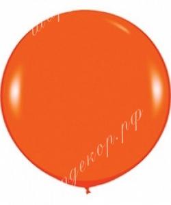 Шар (36''/91 см) Оранжевый (061)