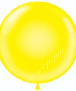 Шар (24''/61 см) Желтый