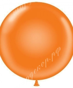 Шар (24''/61 см) Оранжевый